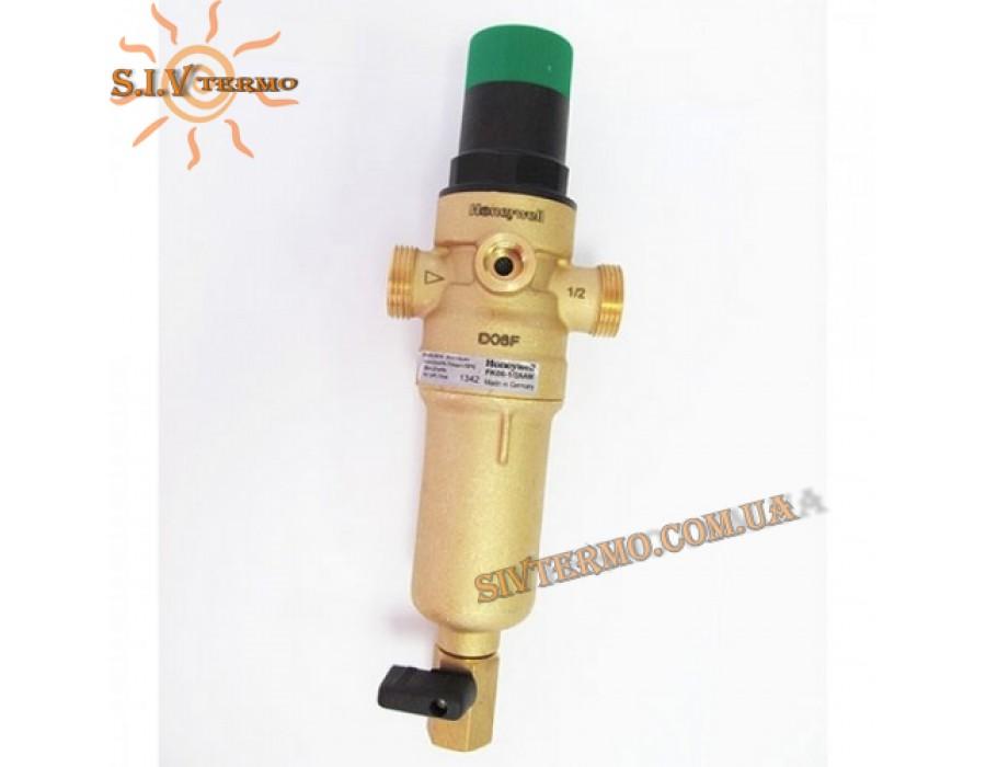 Honeywell  FK06-3/4AAM  Фильтр для воды с редуктором FK06-3/4AAM   Интернет - Магазин SIVTERMO.COM.UA все права защищены. Использование материалов сайта возможно только со ссылкой на источник.