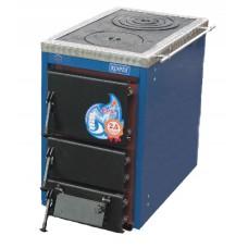 ТТК Корді 10 кВт с плитой (сталь)