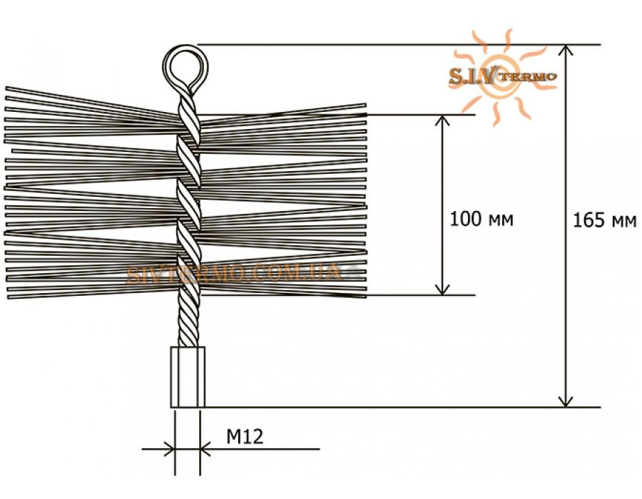 Savent  Щетка 160 мм металлическая Savent  Щетка 160 мм сталь Savent   Интернет - Магазин SIVTERMO.COM.UA все права защищены. Использование материалов сайта возможно только со ссылкой на источник.