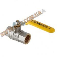 Кран шаровой вв 1/2 газовый VALTEC VALGAS