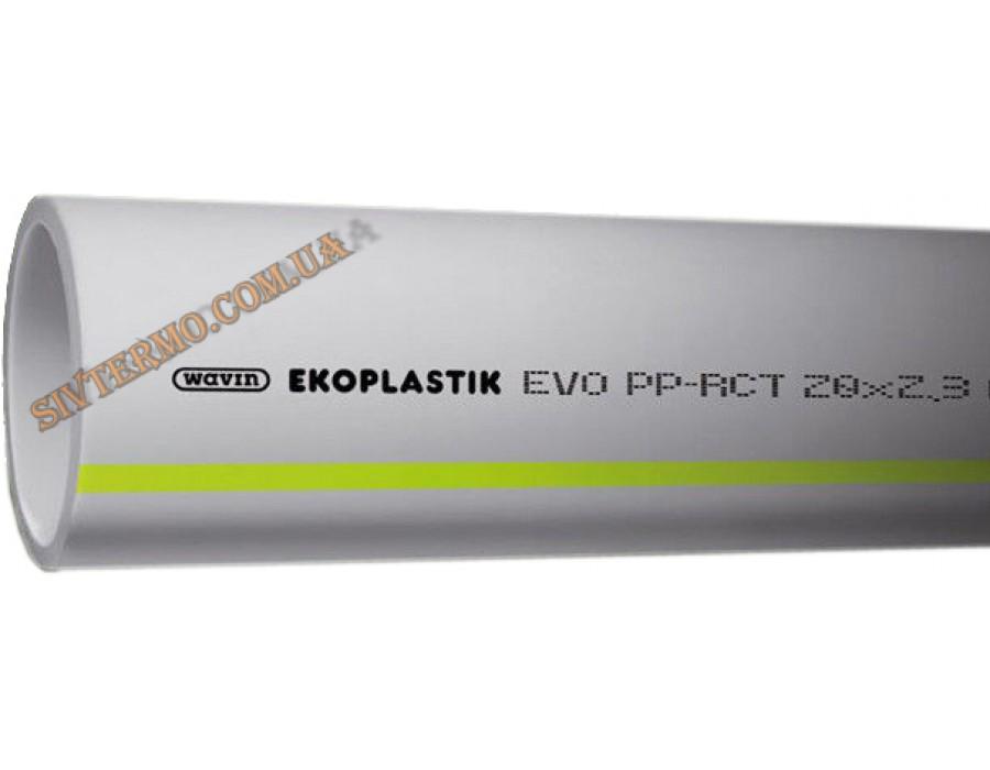 Wavin Ekoplastik  EVO S 4 dn 40  Труба EVO dn 40  Интернет - Магазин SIVTERMO.COM.UA все права защищены. Использование материалов сайта возможно только со ссылкой на источник.