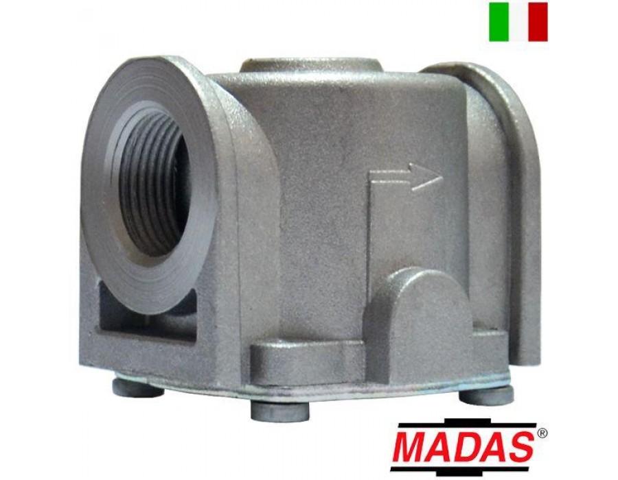 Madas  FM 030000  Madas 3/4 6 бар  Интернет - Магазин SIVTERMO.COM.UA все права защищены. Использование материалов сайта возможно только со ссылкой на источник.