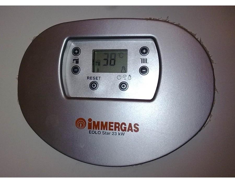 Immergas S.p.A.  000628  IMMERGAS Nike Star 24 кВт (дымоходный)  Интернет - Магазин SIVTERMO.COM.UA все права защищены. Использование материалов сайта возможно только со ссылкой на источник.