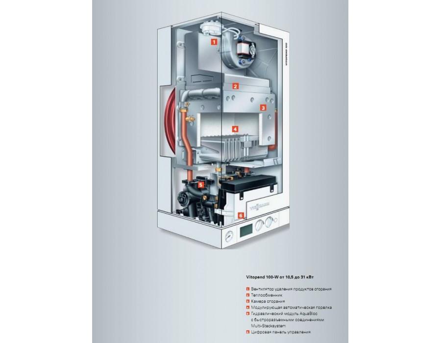 Vitopend 100 W WH1D256  Viessmann 24 кВт турбо  Интернет - Магазин SIVTERMO.COM.UA все права защищены. Использование материалов сайта возможно только со ссылкой на источник.