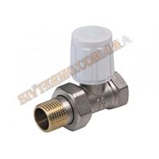 Вентиль радиаторный 1/2 прямой Slovarm