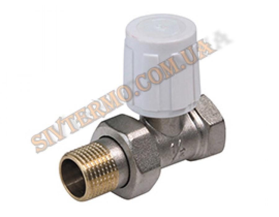 00041  Вентиль радиаторный 1/2 прямой Slovarm   Интернет - Магазин SIVTERMO.COM.UA все права защищены. Использование материалов сайта возможно только со ссылкой на источник.    Slovarm